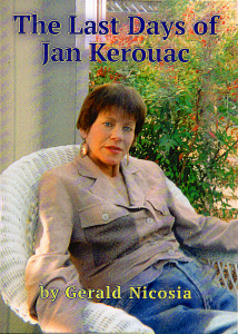 "Cover of ""The Last Days of Jan Kerouac"""
