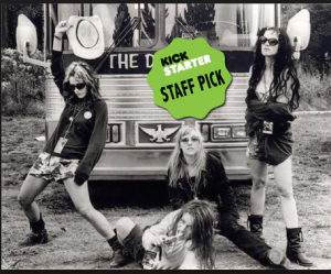 L7 Pretend You're Dead Kickstarter Pick